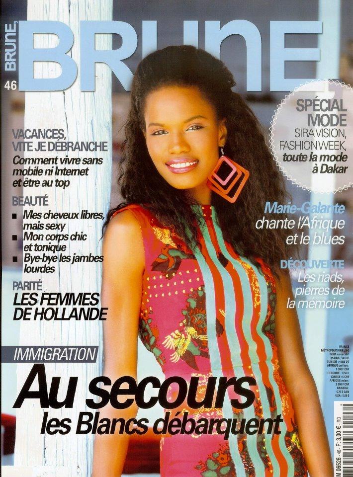 brune magazine, raciste ?