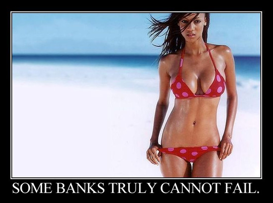 tyra banks - some banks truly cannot fail