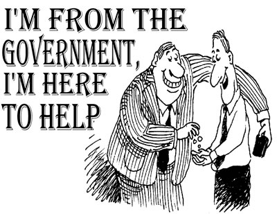 government : i'm here to help