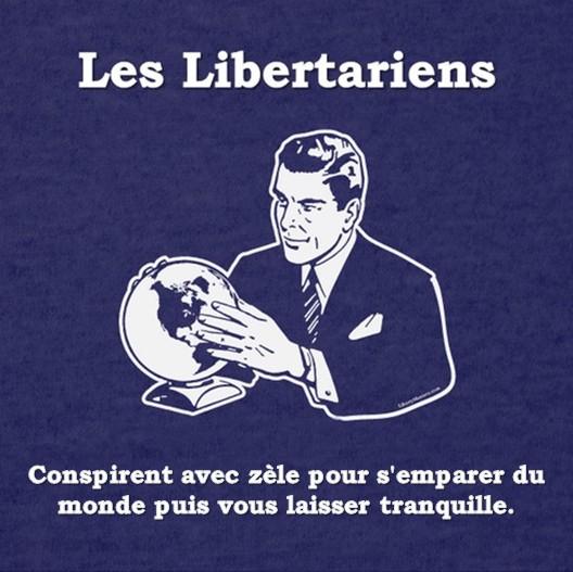 les libertariens