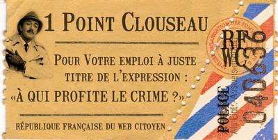 point clouseau