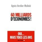 60 milliards d'économies