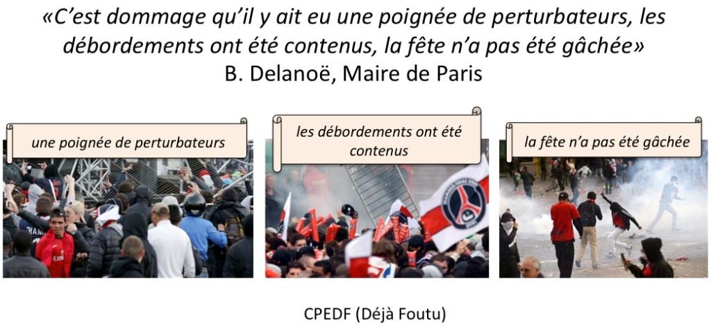 Contribution LeRus - Déni PSG