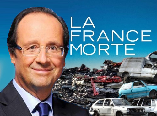 hollande la france morte