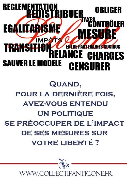 liberté collectif antigone
