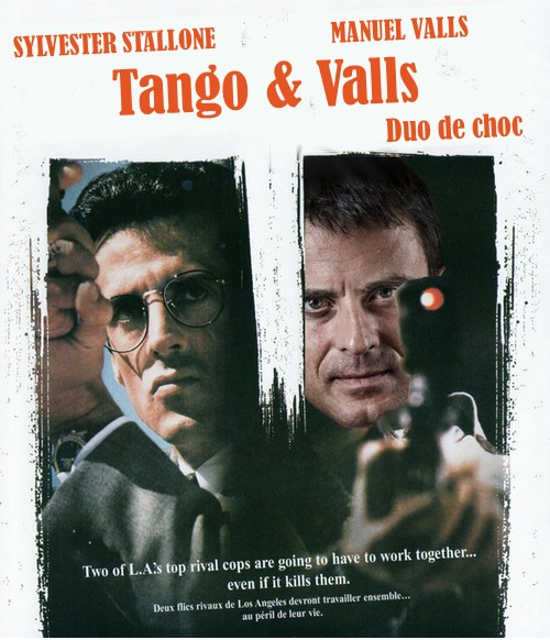 tango et valls : l'un des deux va devoir se taper tout le travail et ce ne sera pas Valls...