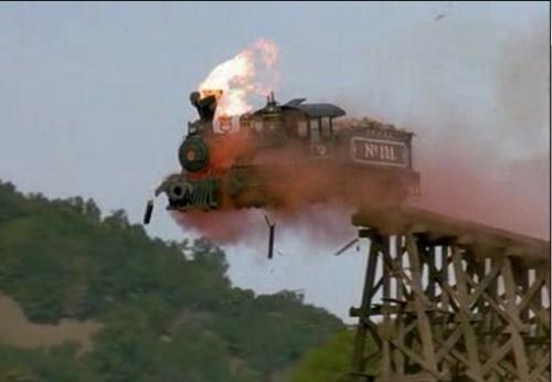 Le Train, un Grand Bon En Avant !