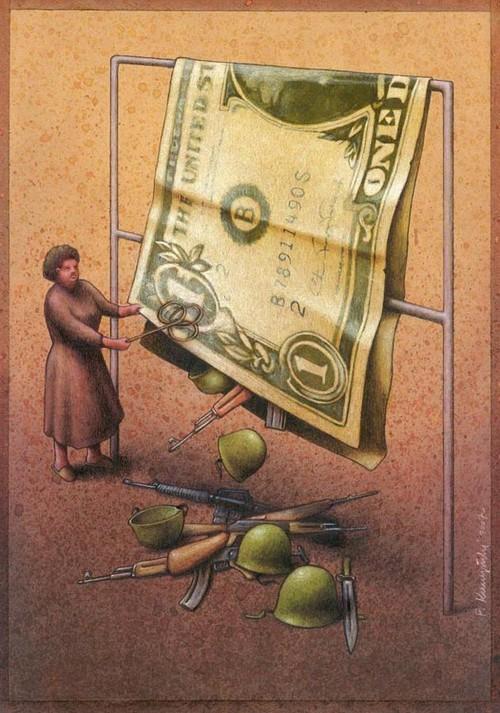 dépoussiérer le dollar - pawel-kuczynski
