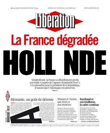 France dégradée