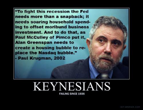 krugman house bubble