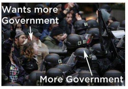 more government