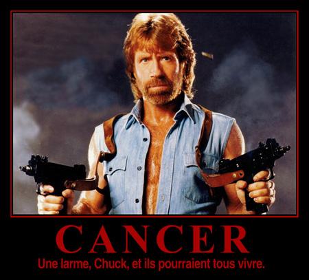 cancer chuck norris