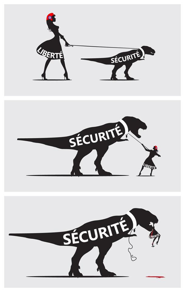 liberté et sécurité