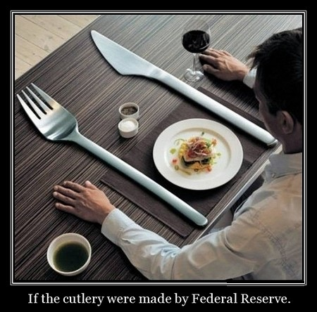 federal reserve demotivator
