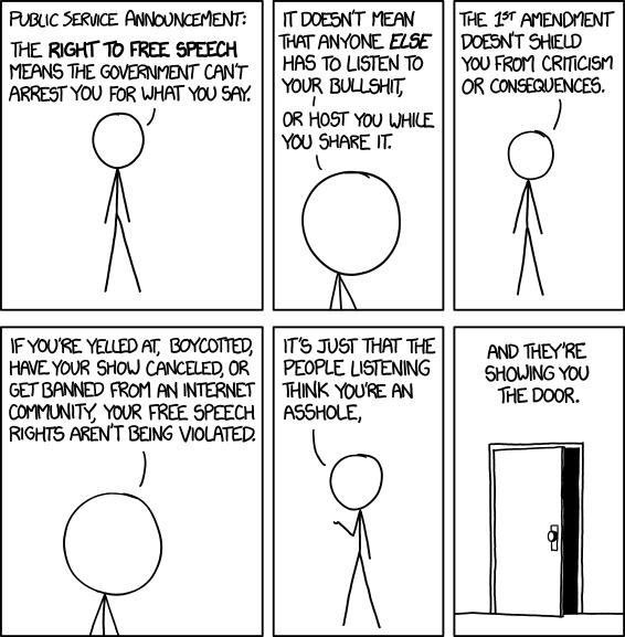 xkcd censorship