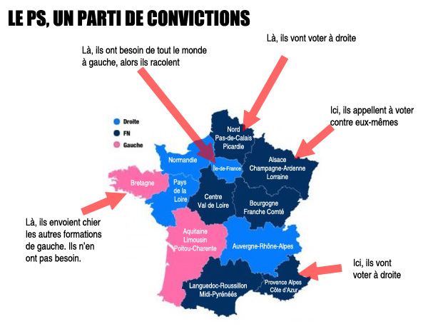 ps, un parti de convictions