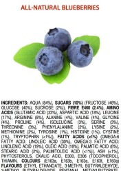 all natural blueberries