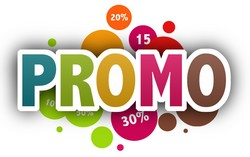 promo sticker