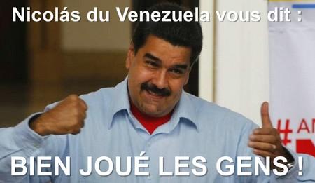 nicolas du venezuela