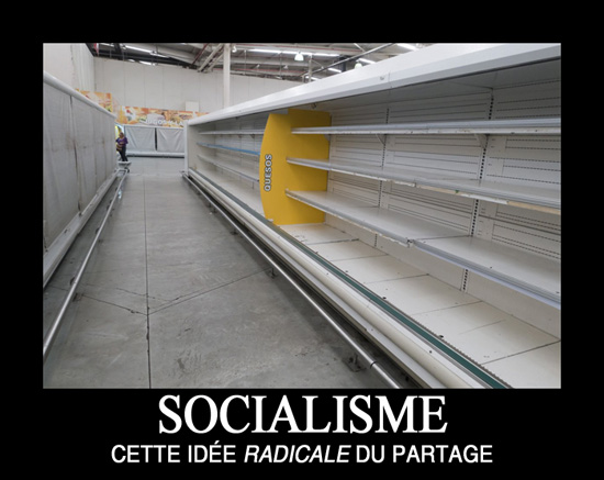 socialisme : cette idée radicale du partage