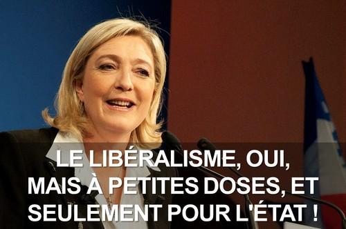 libéralisme Front National