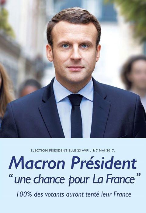 Macron, une CPF ?