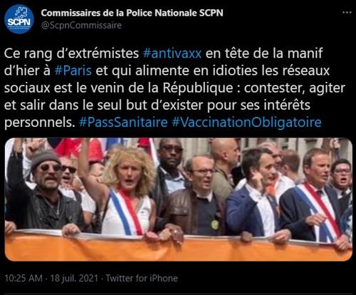 Coronavirus - Partie 5 - Page 47 Anti-pass-extremistes-police-nationale